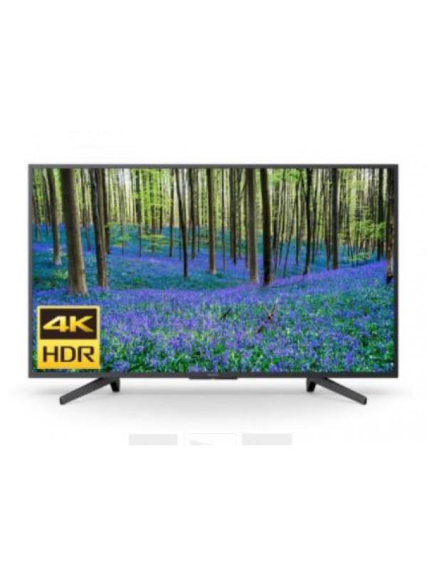 TV LED SMART 4K SONY (XBR-55X725F)