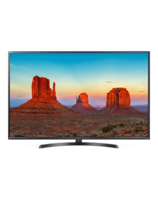 TV LED LG 55 PULGADAS SMART CON WIFI UHD 4K (55UK6350)