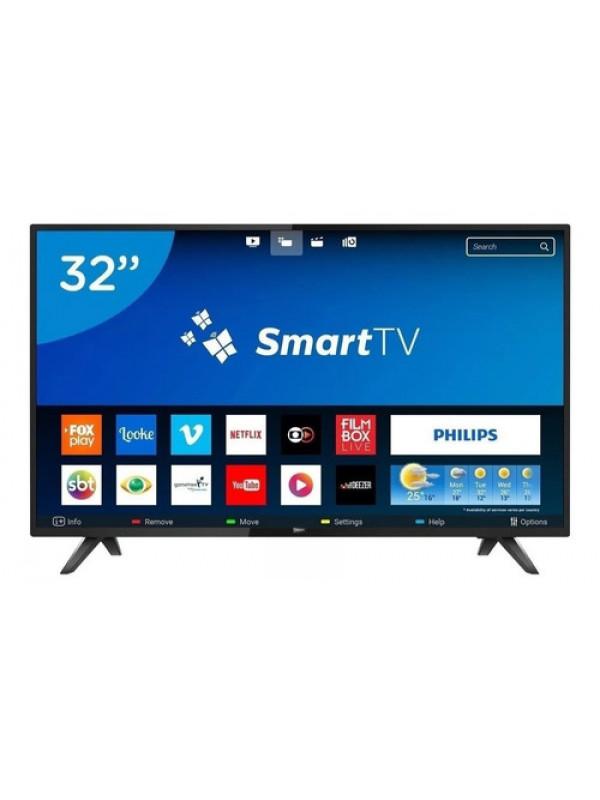 TV PHILIPS SMART HD 32' HDMI USB + NETFLIX (262TV32PHD5813)