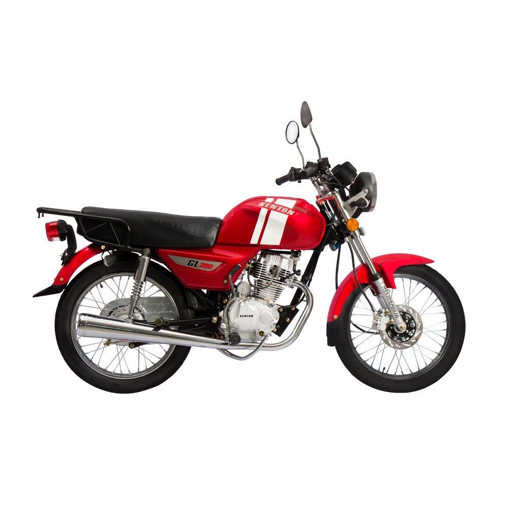 MOTO KENTON GL 200 CC.