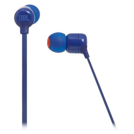 HEADPHONE JBL T110 BLUETOOTH BLU