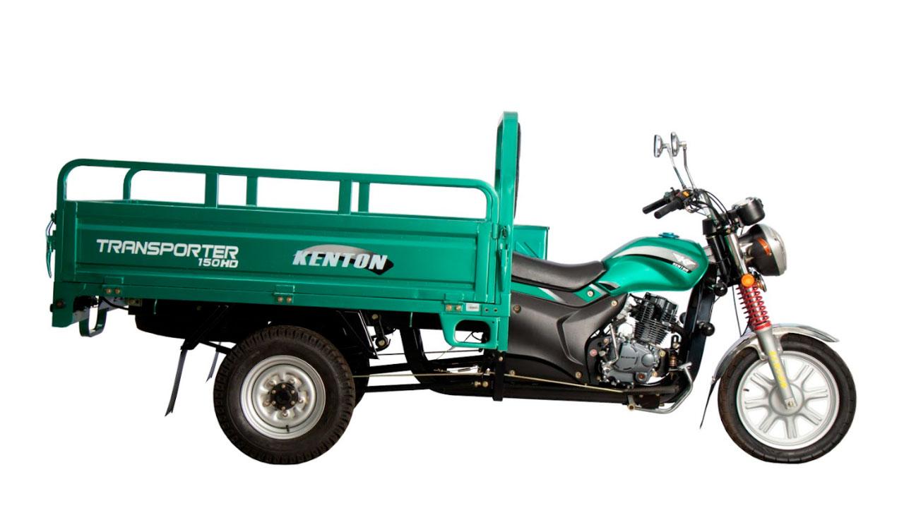 MOTO TRICICLO TRANSPORTER KENTON 150CC